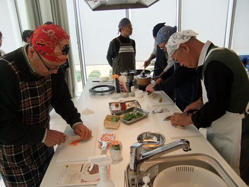 2013.3.14 男の料理教室(豊洲) 001 (28)