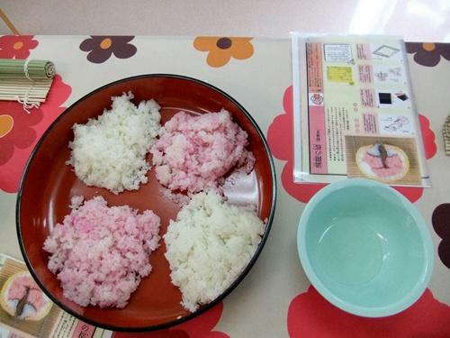 2013.4.21 料理教室(太巻き寿司) 001