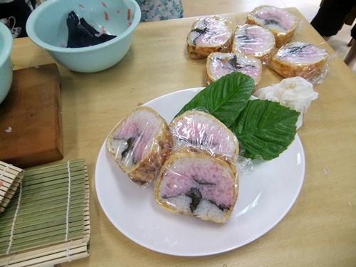 2013.4.21 料理教室(太巻き寿司) 010