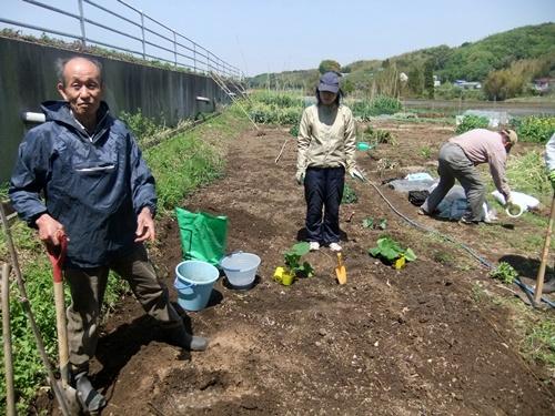 2013.4.22 野菜苗講習会(女子会) 006 (1)