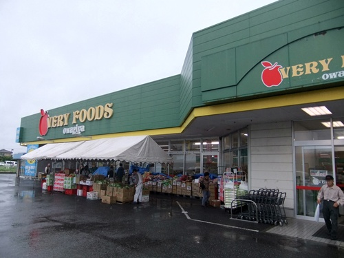 2013.5.11 雨のショッピング