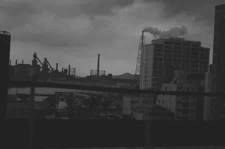 新幹線・小倉付近