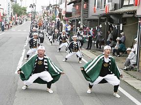 川口秋祭り