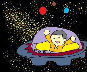 川柳:銀河