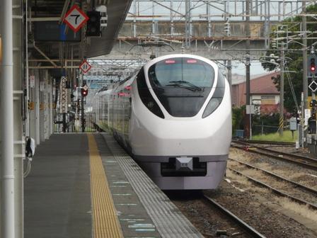 スーパーひたち・フレッシュひたち E657系電車 1