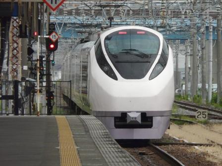 スーパーひたち・フレッシュひたち E657系電車 2