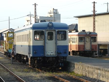 ひたちなか海浜鉄道 キハ222 &キハ205