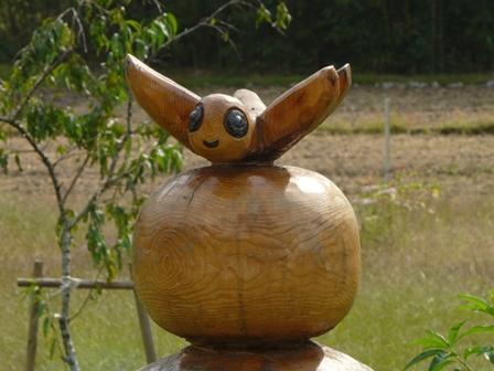 久万高原町 木彫り 5