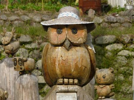 久万高原町 木彫り 4