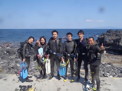 4月講習海