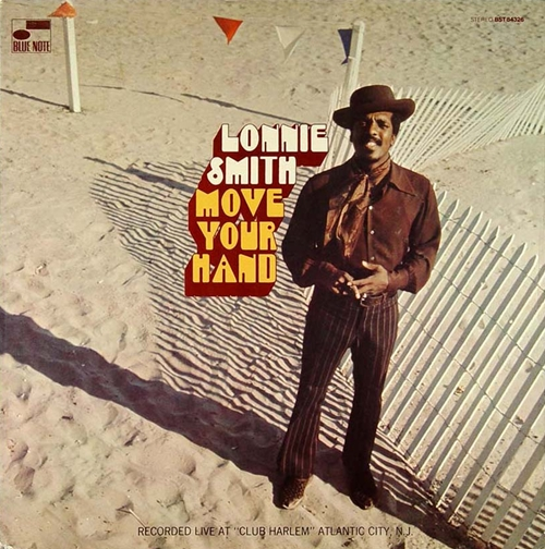 Move Your Hand Lonnie Smith