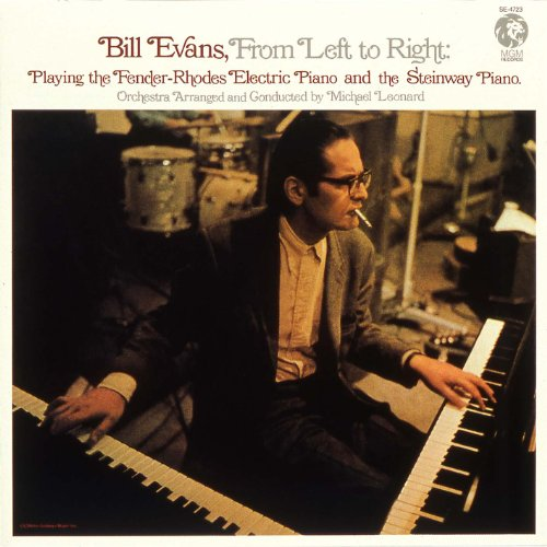 From Left To Right Bill Evans