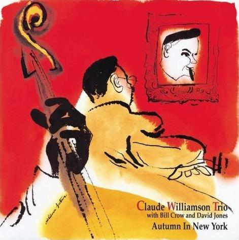 Autumn In New York Claude Williamson Trio