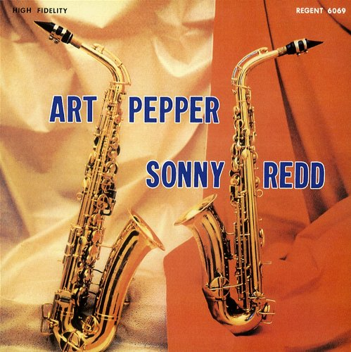 Two Altos Art Pepper Sonny Red