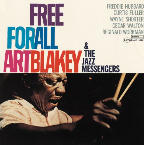 Free For All Art Blakey & The Jazz Messengers