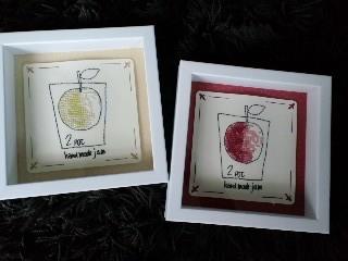 刺繍トレードマーク
