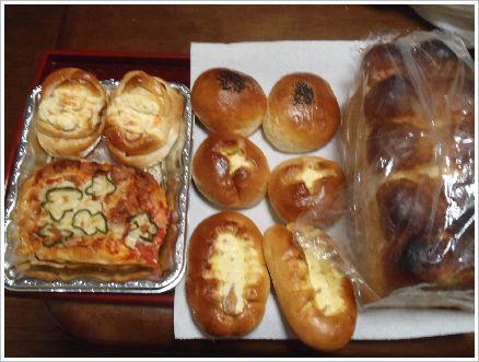 keikoさん手作りパン