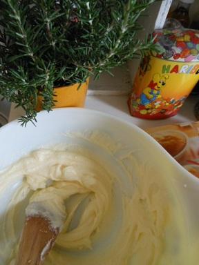 ローズマリーケーキ1