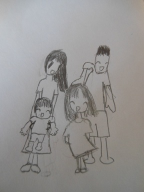 しーちゃん家族