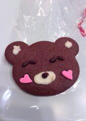 まおちゃんさやかちゃんクッキー