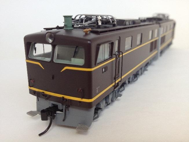 天賞堂 52022 EH10形 15号機 ぶどう色2号 高速試験車 1