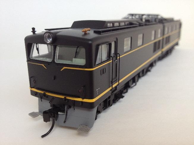 天賞堂 52023 EH10形 試作タイプ(1〜4号機)黒台車 1