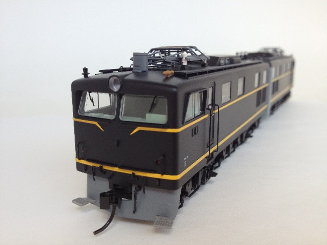 天賞堂 52024 EH10形 量産タイプ 黒台車 1