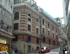 坂の上の旧館