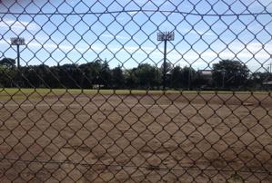 舎人公園野球場
