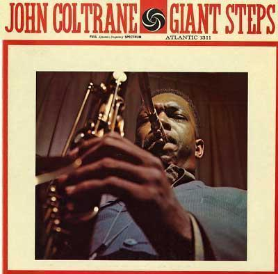 John Coltrane Giant Steps Atlantic SD 1311
