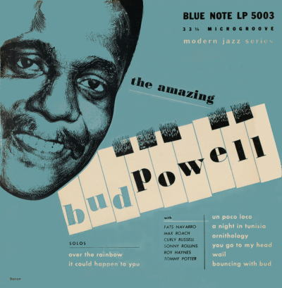 Bud Powell The Amazing Blue Note BLP 5003