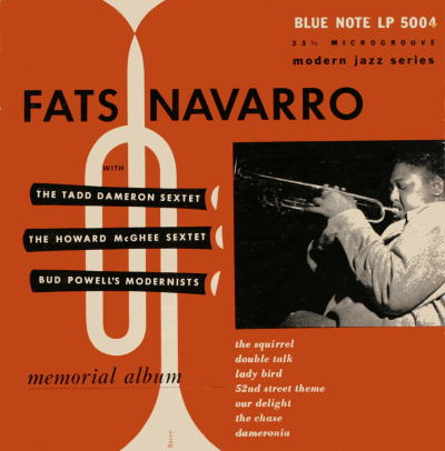 Fats Navarro Memorial Album Blue Note BLP 5004