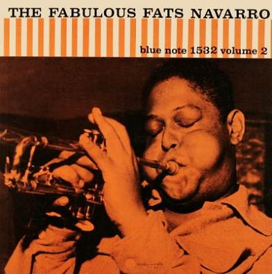 Fats Navarro The Fabulous Fats Navarro Volume 2 Blue Note BLP 1532