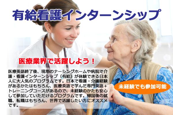 看護インターンシップ