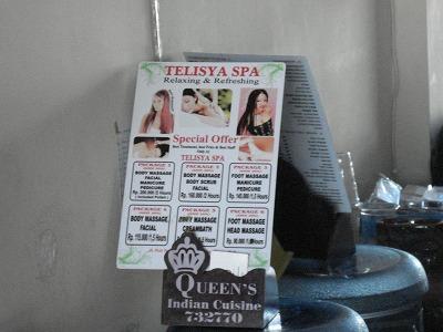 telisha spa