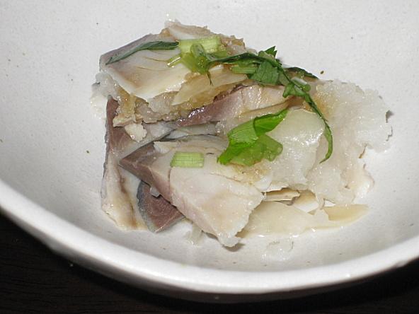 shimesaba-oroshi