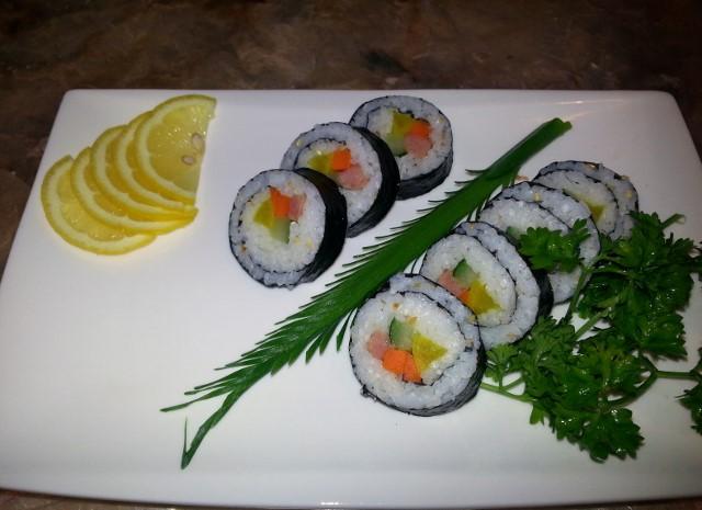 韓国巻き寿司