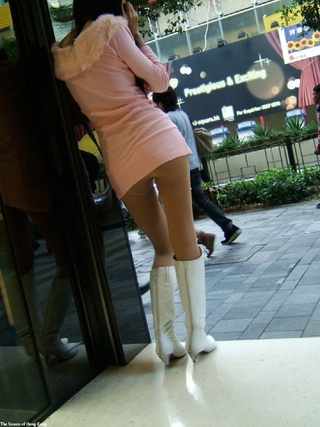 ミニスカート画像6
