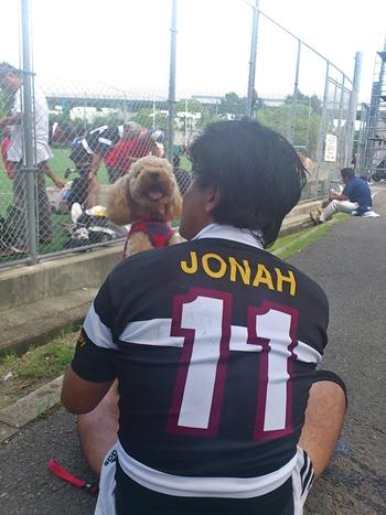 ジョナとJONAH