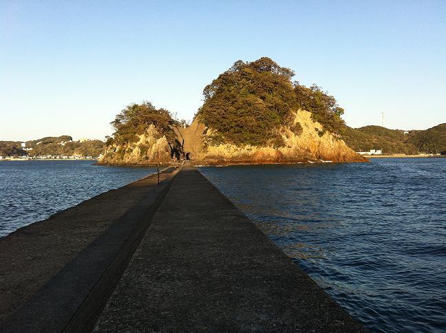 犬走り堤防