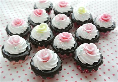 薔薇チョコマグ