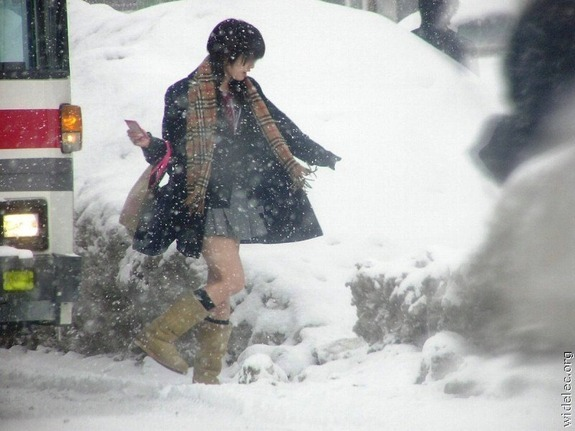 札幌ナマ足女子高生2