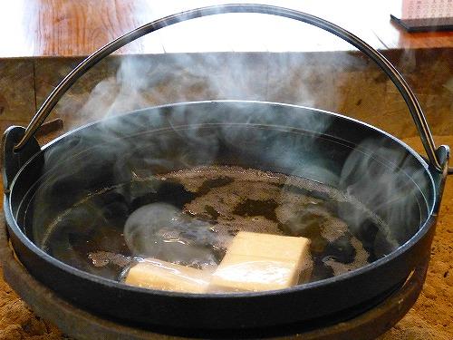 名物湯豆腐