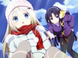 4yande.re 240742 ice_skating kurugaya_yuiko little_busters! noumi_kudryavka thighhighs yasuno_masato