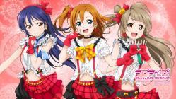 169yande.re 248419 kousaka_honoka love_live! minami_kotori sonoda_umi wallpaper