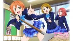 169yande.re 248418 hoshizora_rin koizumi_hanayo love_live! nishikino_maki seifuku wallpaper