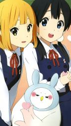 5yande.re 237718 horiguchi_yukiko kitashirakawa_tamako makino_kanna pantyhose seifuku tamako_market tokiwa_midori tori_(tamako_market) valentine