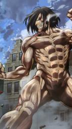5260675 eren_jaeger koyanagi_tatsuya male monster naked shingeki_no_kyojin