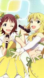 249707 amami_haruka hoshii_miki the_idolm@ster