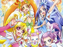 43268825 ai-chan_(precure) aida_mana calendar dokidoki!_precure hishikawa_rikka kenzaki_makoto pretty_cure takahashi_akira yotsuba_alice
